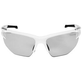 Alpina Eye-5 HR VL+ Sykkelbriller Hvit